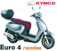 LIKE 125I Xperience ABS EURO 4 (TE25AH)