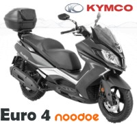 DOWNTOWN 350I ABS EXCLUSIVE noodoe EURO 4 (SK64GE)