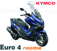 XCITING S 400i ABS 4T EURO 4 (SK80CA)