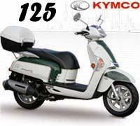LIKE 125 LX 4T EURO III (KN25AF)