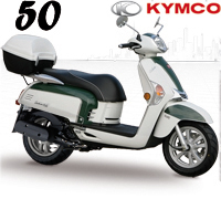 LIKE 50 LX 2T EURO II (KE10AD)