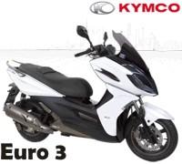 K-XCT 125I 4T EURO 3 (SK25BA)