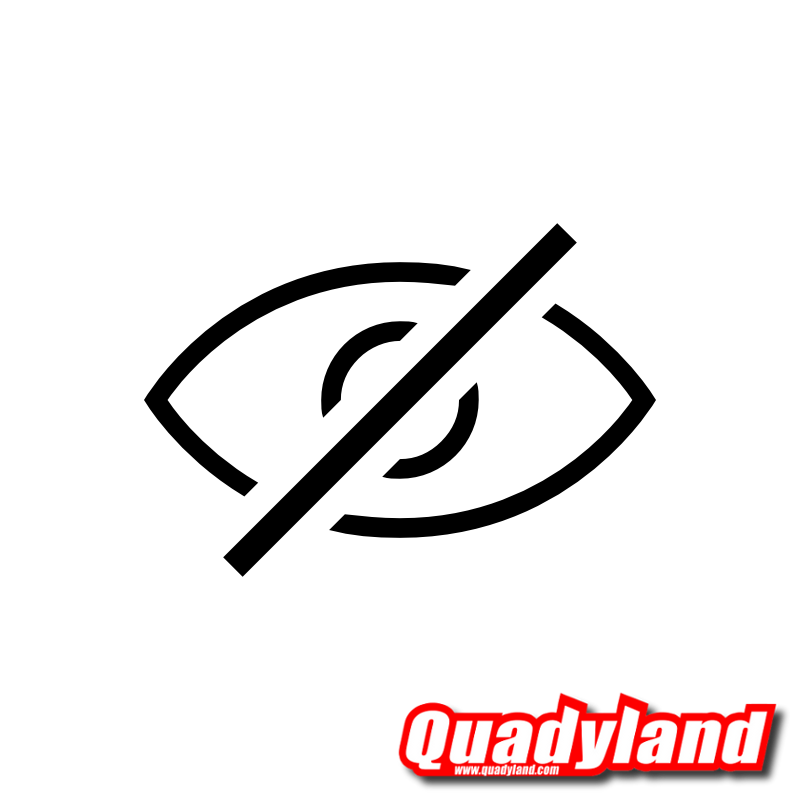 Filtre à huile HF164 noir